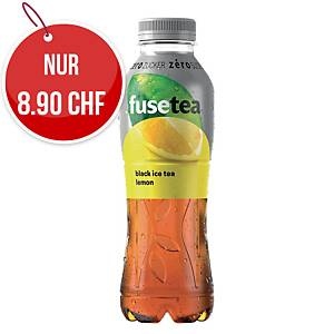 Black Eistee Fusetea, Lemon, 50 cl