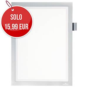 Cornice magnetica Durable Duraframe® Magnetic Note