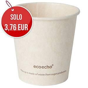 Tazze compostabili Eco Echo Duni 12 cl - conf   50