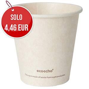 Tazze compostabili Eco Echo Duni 18 cl - conf   50