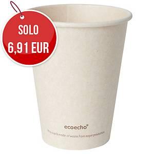 Tazze compostabili Eco Echo Duni 24 cl - conf   50