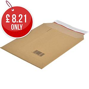 Bankers Box Mailing Wraps CD Bx25