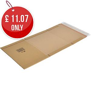 Bankers Box Mailing Wraps A5+ - Box Of 25