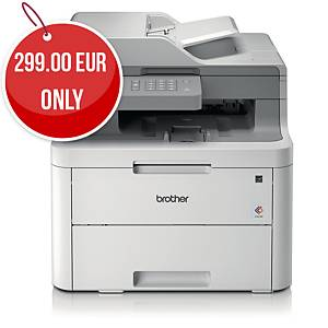 Brother DCPl3550CDW Wireless 3-In-1 Printer Laser Colour A4
