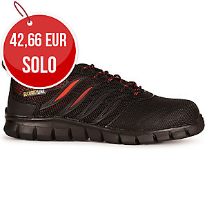 Zapatos de seguridad SECURITY LINE Otis SBP color negro talla 41