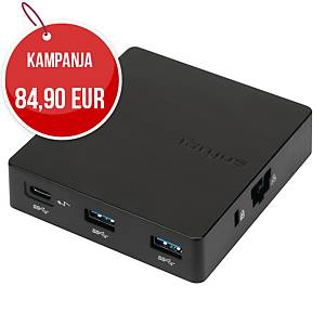 Targus Travel Dock telakointiasema USB-C