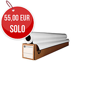 Rollo de papel recubierto HP 36 ancho 914 mm, 45,7m. 90g/m2,