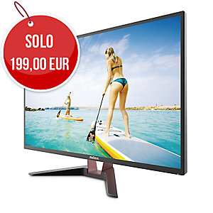MONITOR IPS LED 32   FHD HDMI DVI-D VGA NILOX