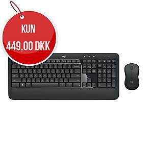 Sæt med tastatur og mus Logitech Desktop MK540 Advance trådløst