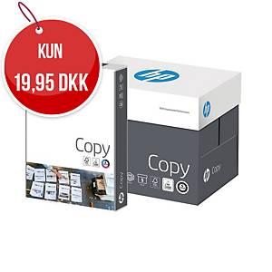 Papir til sort/hvid-print HP Copy, A4, 80 g, 5 x 500 ark