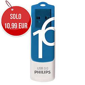 CHIAVETTA USB PHILIPS VIVID 3.0 16GB