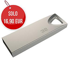 MEMORIA USB 2.0 MINI METAL EMTEC 32 GB