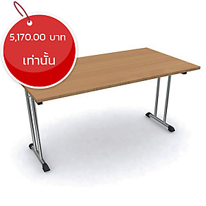 ACURA โต๊ะไม้อเนกประสงค์ รุ่น FS1560 ขนาด 150X60X75 ซม.