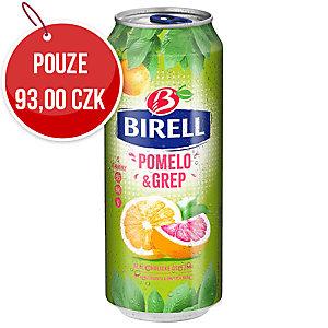 Nealko Pivo Birell, pomelo & grapefruit, 0,5 l, 4 ks