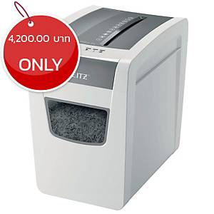 LEITZ IQ Slim 8001 P4 Home Office Shredder Cross Cut