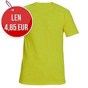 Tričko ČERVA TEESTA FLUORESCENT, veľkosť L, žlté