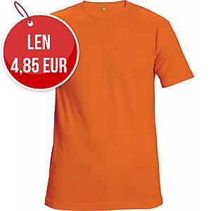 Tričko ČERVA TEESTA FLUORESCENT, veľkosť L, oranžové