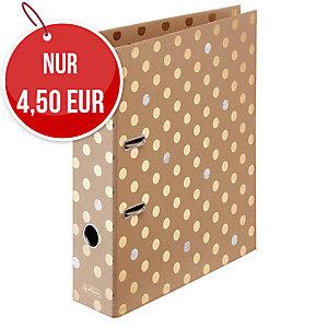 Herlitz Pure Glam maX.file Standardordner A4, 8 cm