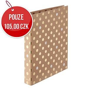 2-kroužkový pořadač Herlitz maX.file Pure Glam, A4, 2,5 cm