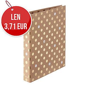 2-krúžkový zakladač Herlitz maX.file A4, 2,5 cm, Pure Glam