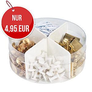 Herlitz Pure Glam Mixbox  4 in 1  Bürokleinteile