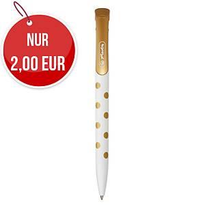 Herlitz Pure Glam Kugelschreiber, blau
