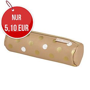 Herlitz Pure Glam Faulenzer rund, 20 x 6 x 6 cm