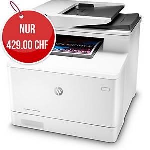Drucker HP M479FDW, Farbdrucker, weiss
