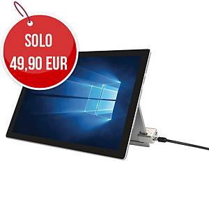 Cavo di sicurezza Kensington con lucchetto e chiave per Surface™ Pro/Go