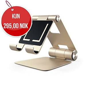 SATECHI R1 ADJUST MOBILE STAND GOLD