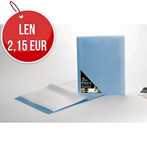 Prezentačná kniha s 20 obalmi Seco, modrá