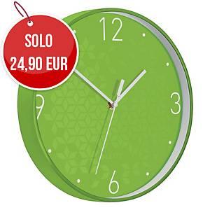 Orologio da parete Leitz WOW Ø 29 lime