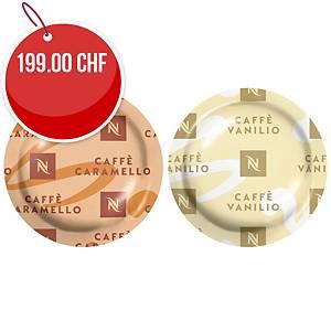 NESPRESSO Capsules Assortiment Les Variations, Embalage de 400 Capsules