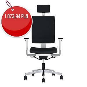 Krzesło biurowe NOWY STYL 4ME, czarne*