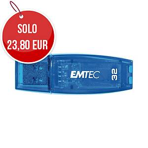Memoria USB Emtec Color Mix C410 32 GB - conf. 2