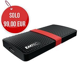 Disco rigido portatile Emtec Solid State Drive X 200 512 GB