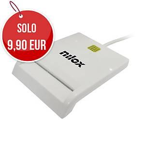 Lettore per Smart Card Nilox bianco
