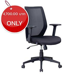 SIMMATIK L-X-15WX Office Chair Black