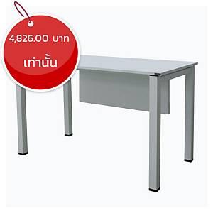 METAL PRO โต๊ะทำงาน LINE B สีขาว