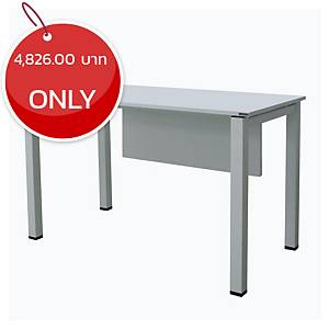 METAL PRO LINE B Office Table White