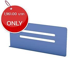 METAL PRO Mini Screen 80X30 cm Blue
