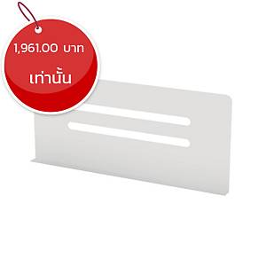 METAL PRO มินิสกรีน 80X30 ซม. สีขาว
