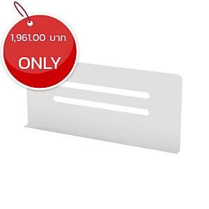 METAL PRO Mini Screen 80X30 cm White