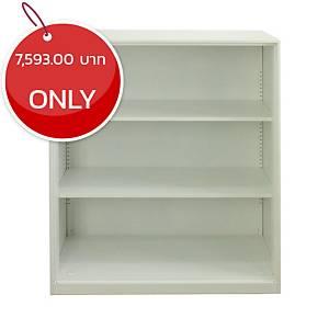 METAL PRO FP-QG-OS-3D Metal Cabinet White
