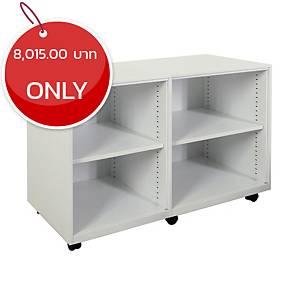 METAL PRO MY-RT-OS-2 Metal Cabinet White