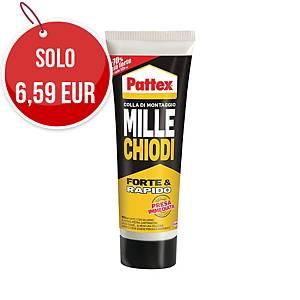 Colla Pattex Mille chiodi Forte & Rapido 100 g