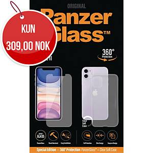 PanzerGlass Apple iPhone 11 Pro med PG-case
