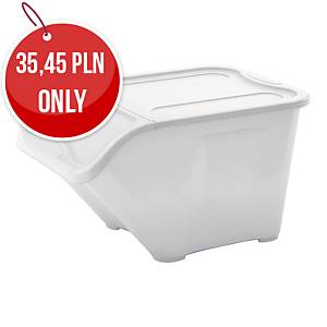 CURVER ALL IN ONE BOX 40L WHITE