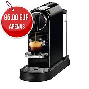 Máquina de café Citiz EN167.B Delonghi - Preto