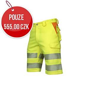 Reflexní krátké kalhoty ARDON® SIGNAL, velikost 50, žluté